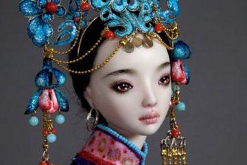 ρεαλιστικές κούκλες πορσελάνης