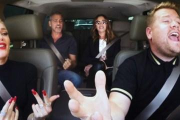 Τι συνέβη στο carpool καραόκε με την Γκουέν Στεφάνι....