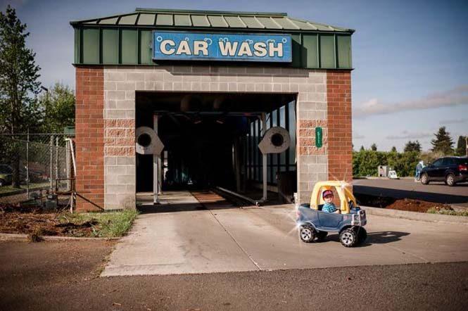 Μπόμπιρας και το αυτοκινητάκι 4