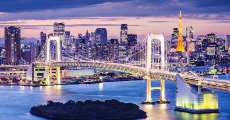 θέλετε να ταξιδέψετε στο Τόκιο