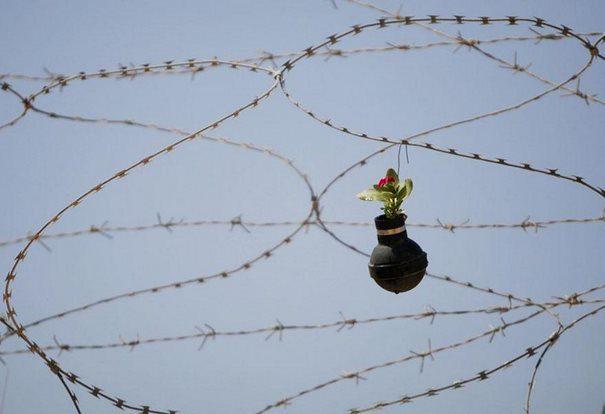 Παλαιστίνη μαζεύει τις Ισραηλινές χειροβομβίδες 4