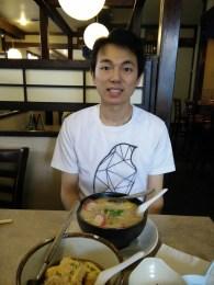 Our favorite Japanese restaurant.