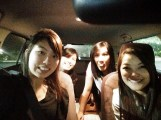 My girl friends since freshman year!