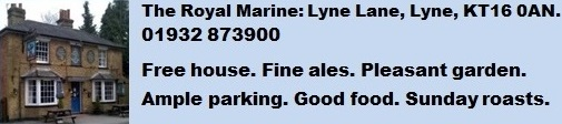 Royal Marine Lyne 2014 A