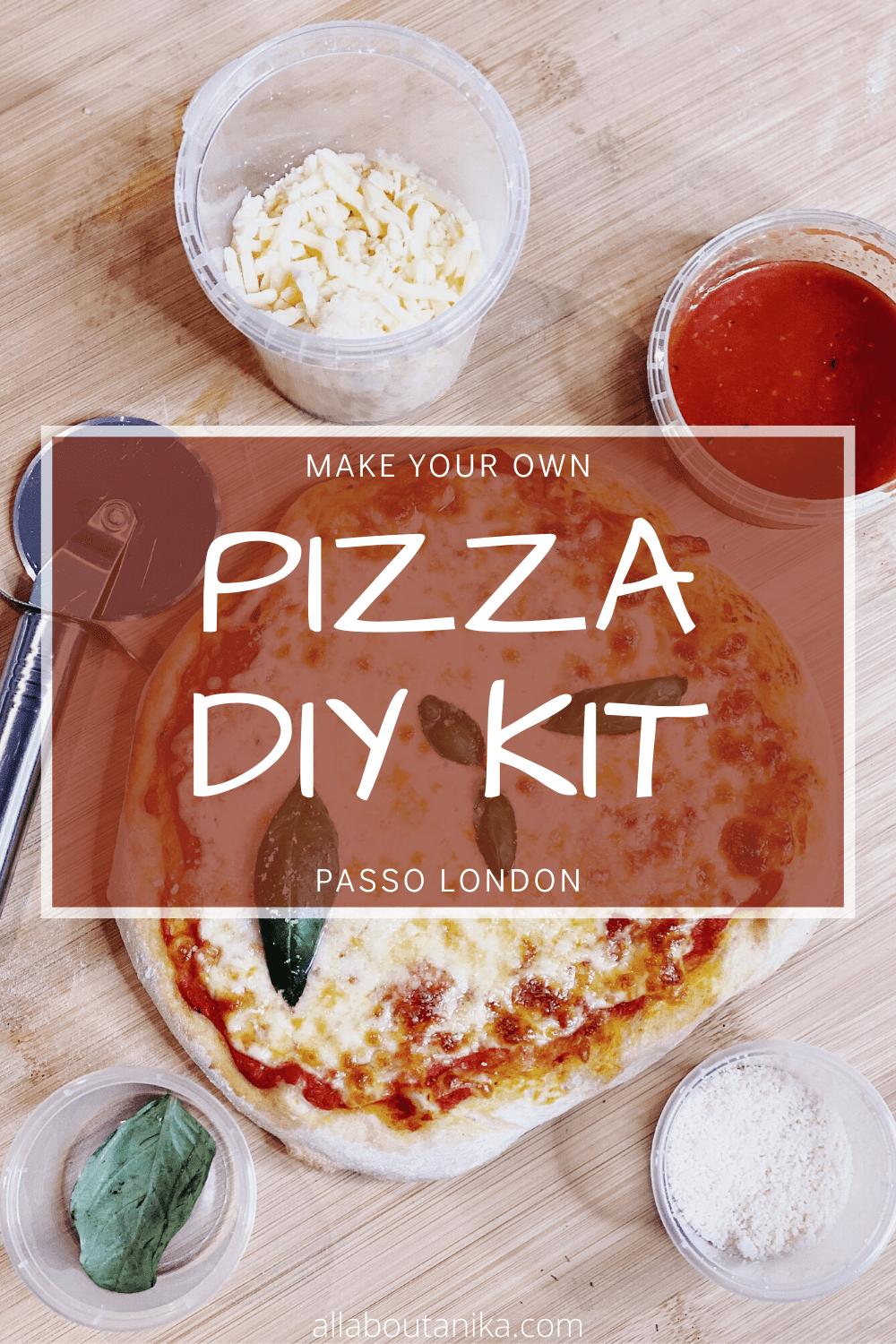 Pizza DIY Kit | Passo London