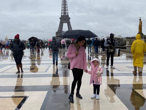 Our Trip to Paris & London
