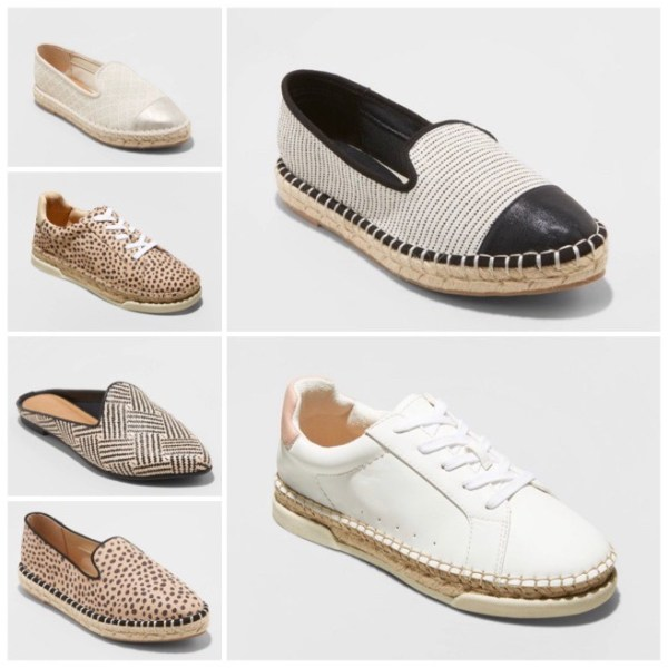 Spring Shoes Under $35