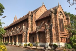 St. Mary's Church in Cantonment area of Belagavi