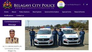 belagavi police website