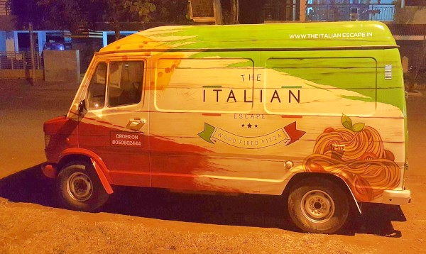food-truck-belagavi italian escape