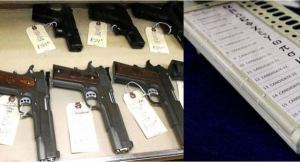 fire-arms deposit elections