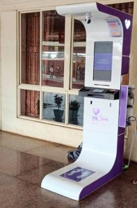 Health Kiosks at Belagavi Railway Station