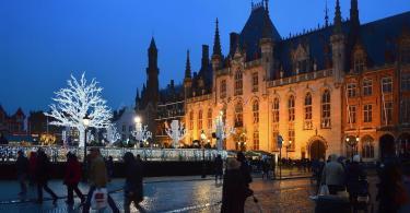 冬のヨーロッパ旅行の防寒対策