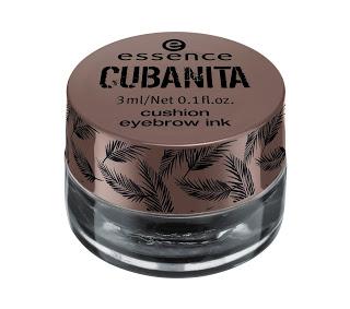 "0647b ess cubanita cushioneyebrowink - PREVIEW   ESSENCE TREND EDITION ""CUBANITA"""