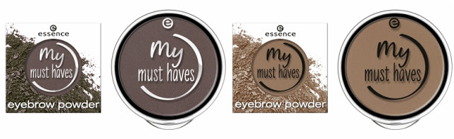 0d56e eyebrow powder - ESSENCE ASSORTIMENT UPDATE SPRING SUMMER 2018