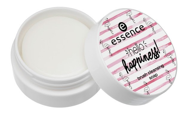 "24c9c ess hellohappiness brush cleansing soap open - PREVIEW │ESSENCE TREND EDITION ""HELLO HAPPINESS"""