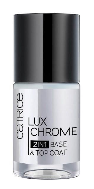 83e08 228443 catrice luxchrome 2in1 base top coat front view closed - CATRICE ASSORTIMENT UPDATE VOORJAAR 2018