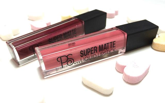 a8645 img 6977 - P.S. LOVE Super Matte Liquid Lipstick - Primark