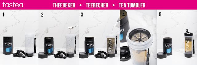 c961a tastea theebeker - TASTEA TUTTI FRUTTI ICE TEA + KORTINGSCODE VOOR JOU!