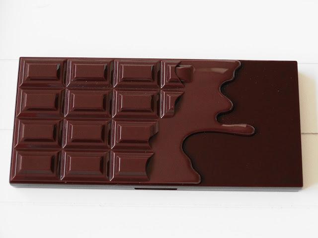 e8cc6 dsc038572b252812529 - I HEART MAKEUP I HEART CHOCOLATE REVIEW / VERGELIJKING TOO FACED CHOCOLATE BAR