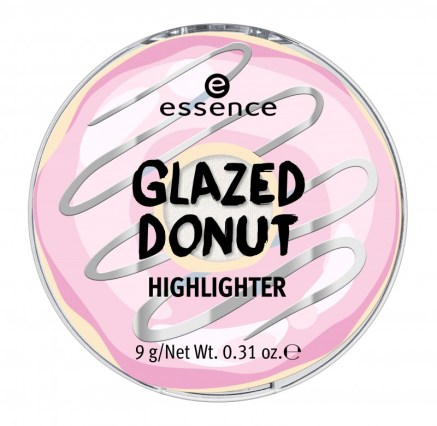 ess Glazed Donut Highlighter - ESSENCE UPDATE HERFST/WINTER 2018