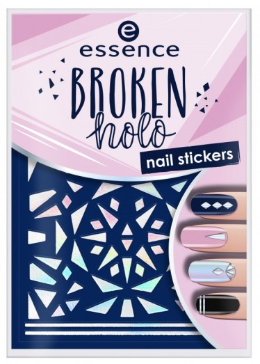 essence broken holo nail stickers 12 - ESSENCE UPDATE HERFST/WINTER 2018