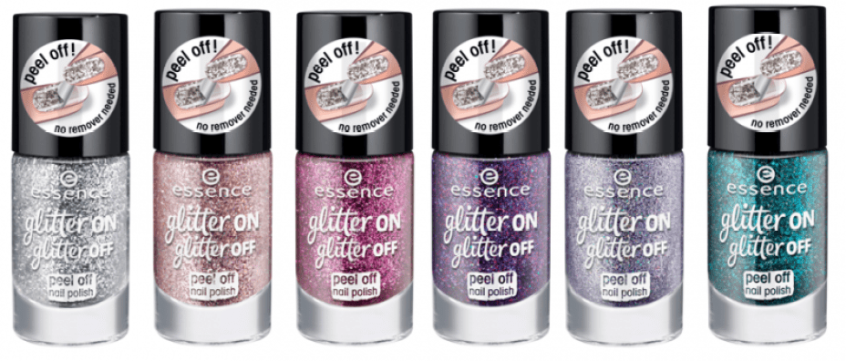 glitter on nagellak - ESSENCE UPDATE HERFST/WINTER 2018
