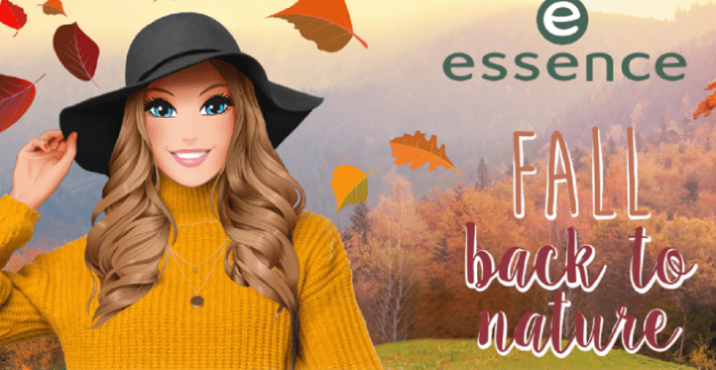 "essence - PREVIEW │ ESSENCE TREND EDITION ""FALL BACK TO NATURE"""