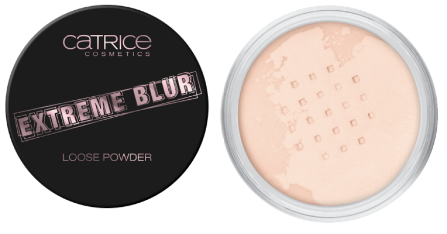 "extreme - PREVIEW │CATRICE LIMITED EDITION ""BLURRED LINES"""