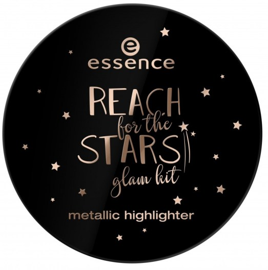 429911 ProductImage Image Front View Closed - PREVIEW | ESSENCE REACH FOR THE STARS GLAM KIT LIMITED EDITION