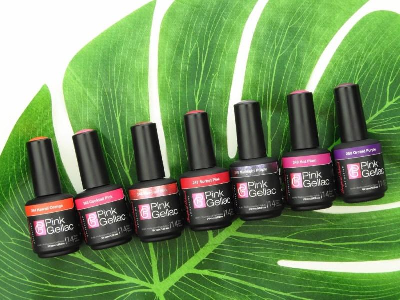 Pink Gellac Tropical Island Summer collectie