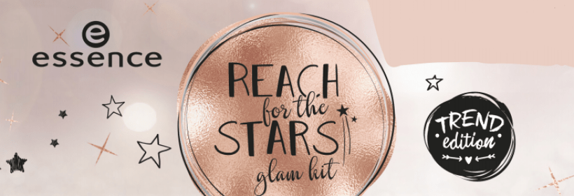 ESSENCE - PREVIEW | ESSENCE REACH FOR THE STARS GLAM KIT LIMITED EDITION