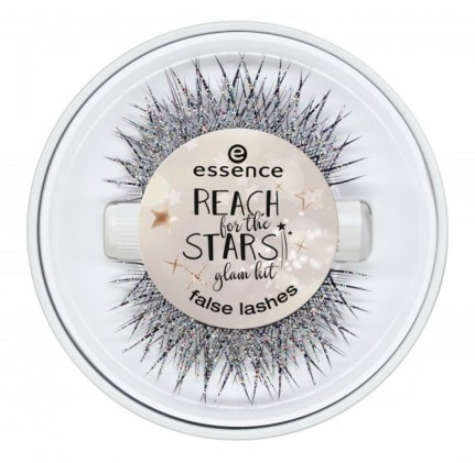 essence lashes - PREVIEW   ESSENCE REACH FOR THE STARS GLAM KIT LIMITED EDITION