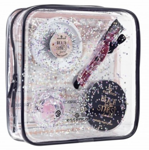 essence makeup bag - PREVIEW | ESSENCE REACH FOR THE STARS GLAM KIT LIMITED EDITION