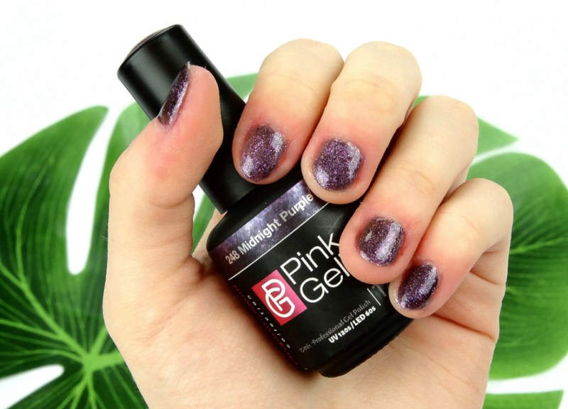 midnight purple edited - PINK GELLAC TROPICAL ISLAND COLLECTIE