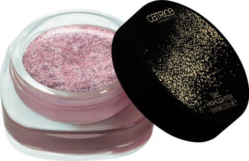 "Catrice Glitter Storm Gel Highlighter C01 Image Front View Half Open jpg - PREVIEW│CATRICE LIMITED EDITION ""GLITTER STORM"""