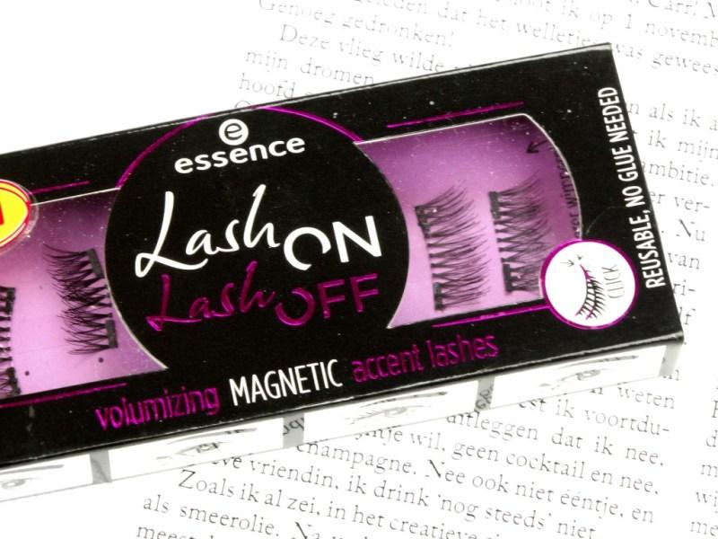 Essence Magnetics Lashes Lash On Lash Off