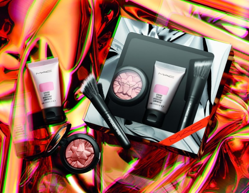 ShinyPrettyThings HolidayKits CMYK 300 GlowGetter Pink - PREVIEW │MAC SHINY PRETTY THINGS HOLIDAY COLLECTION