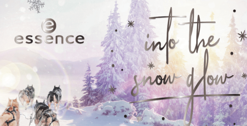 PREVIEW│ ESSENCE INTO THE SNOW GLOW