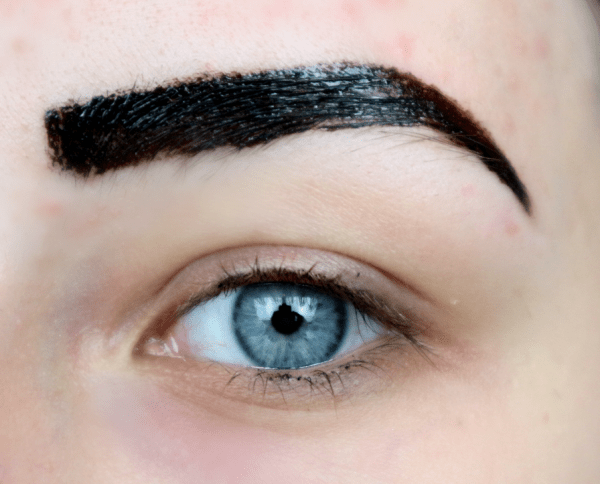 2 - KRUIDVAT BROW TATTOO DARK BROWN