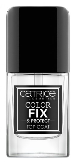 4059729052872 Catrice Color Fix Protect Top Coat Image Front View Closed - CATRICE ASSORTIMENT UPDATE LENTE / ZOMER 2019