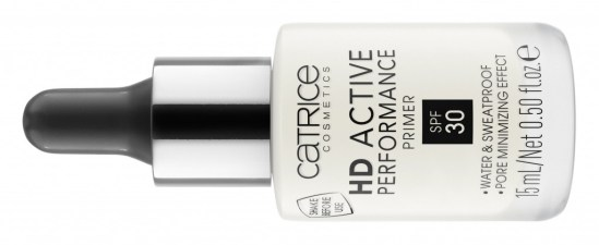 4059729055675 Catrice HD Active Performance Primer 010 Image Front View Closed - CATRICE ASSORTIMENT UPDATE LENTE / ZOMER 2019