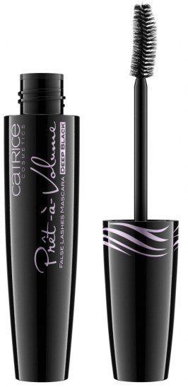 4059729191953 Catrice Prêt à Volume False Lashes Mascara Front View Full Open - CATRICE ASSORTIMENT UPDATE LENTE / ZOMER 2019