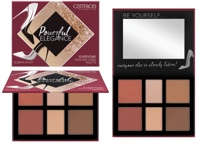 powerful elegance palette - CATRICE ASSORTIMENT UPDATE LENTE / ZOMER 2019