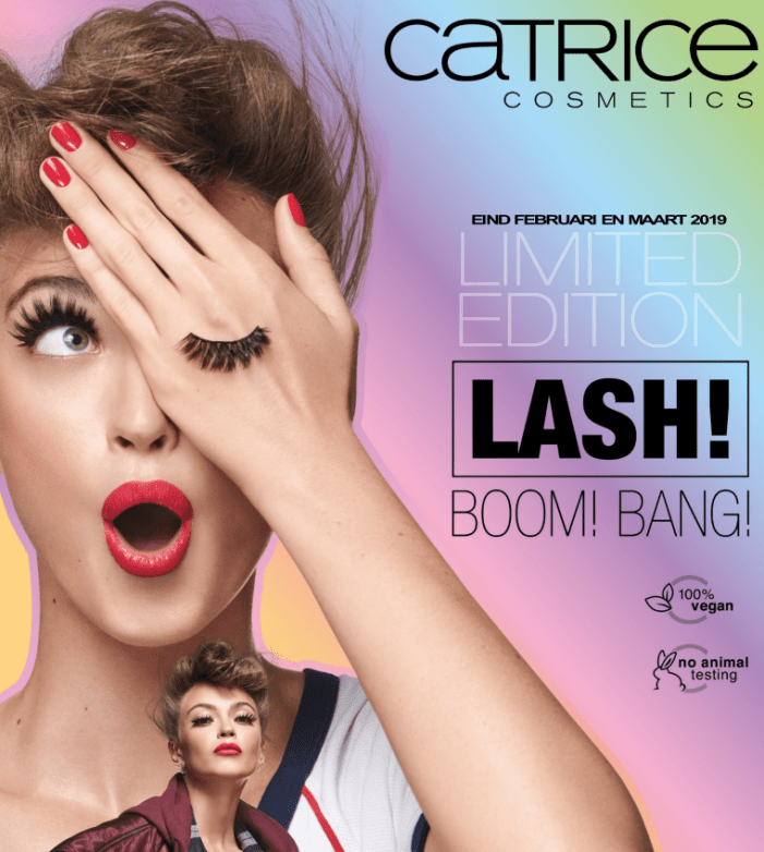 "catrice Boom Bang limited edition - PREVIEW│CATRICE LIMITED EDITION ""LASH! BOOM! BANG!"""