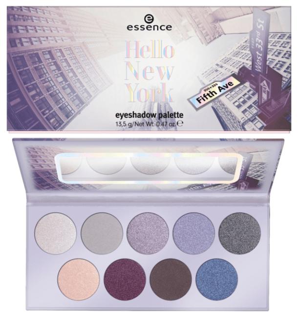 eyeshadow palette new york - ESSENCE ASSORTIMENT UPDATE LENTE / ZOMER 2019