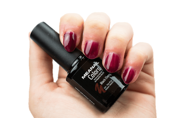black cherry - MEANAIL PARIS RUBY STARTERSSET