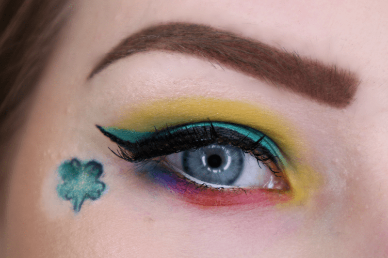 g InPixio - MAKEUPLOOK │HAPPY ST. PATRICK'S DAY