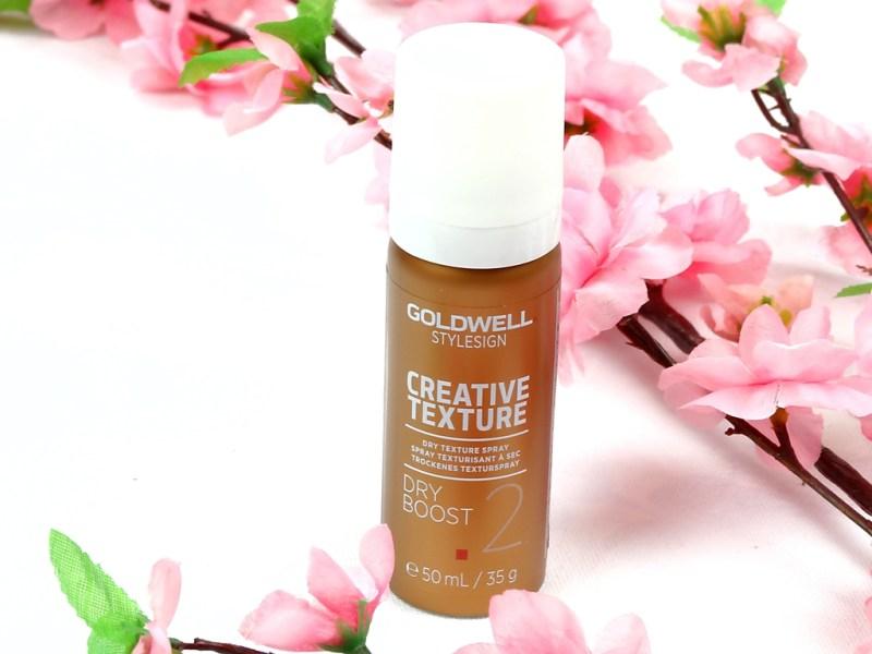 goldwell creatieve texture - UNBOXING | BLUX BOX MAART / APRIL 2019