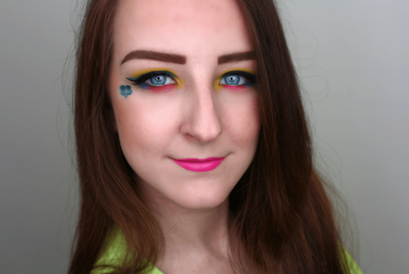 MAKEUPLOOK: HAPPY ST. PATRICK'S DAY